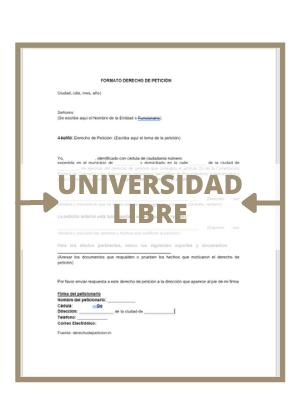 Derecho-de-petición-universidad-libre