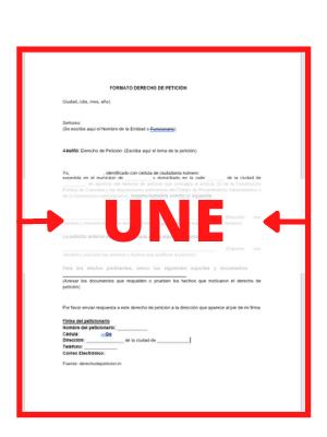 Derecho-de-peticion-une