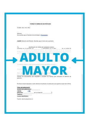 derecho-de-petición-adulto-mayor